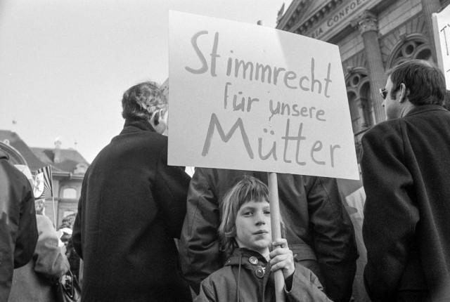 50 Jahre Frauenstimmrecht und was macht der Kanton?